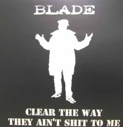 Blade/Clear The Way(12inch)